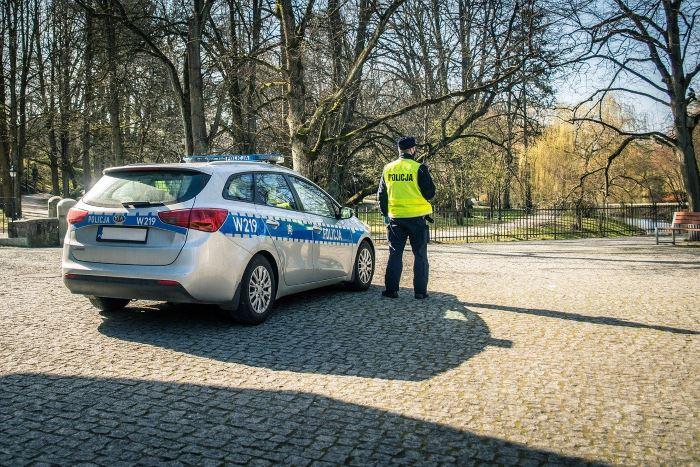 Policja Ruda Śląska: Poszukujemy świadków zdarzenia z psem