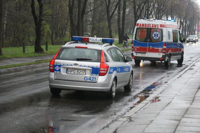Policja Ruda Śląska: Szukamy świadków zdarzenia na rondzie im. Marii i Lecha Kaczyńskich